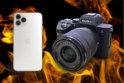 "<span class=""title"">iPhone のカメラは本当に一眼レフ並なのか?SONY α7III とガチンコ勝負してみた</span>"