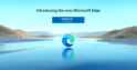 新「Microsoft Edge」ブラウザが登場したので使ってみた